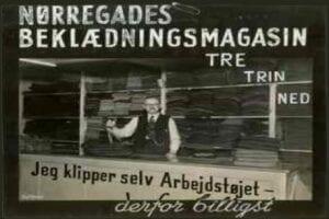 Nørregades beklædningsmagasin
